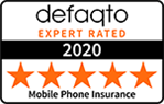 Rated 5 stars by Defaqto